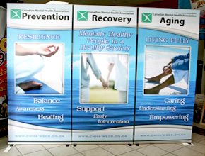 Trade Show Display - Banner Stands