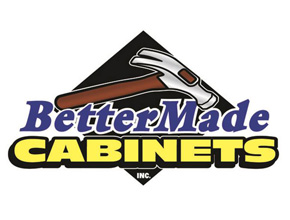 BetterMade Cabinets Logo Design
