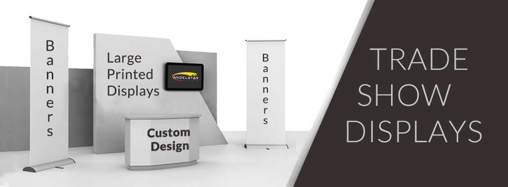 AngelStar Digital for trade show display and banner stands