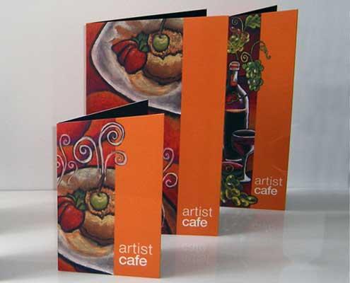 Menu design by AngelStar Digital graphic designers