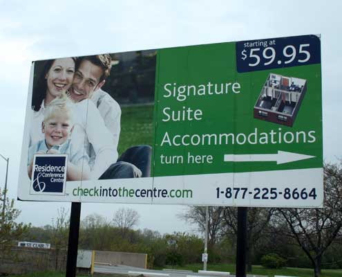 Billboard design and printing in Windsor
