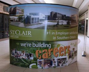Trade Show stands and display printing in Windsor