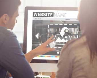 website designer in Windsor, Ontario