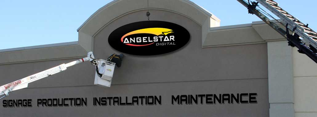 Sign maintenance company AngelStar Digital