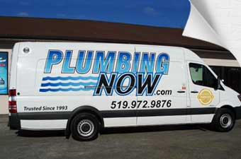 Van vehicle graphics and decals in Windsor, Ontario