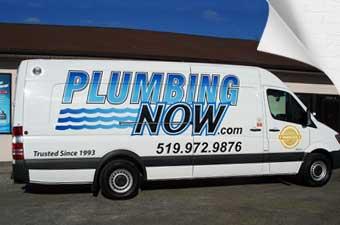 Van vehicle graphics and decals in Windsor, Ontario