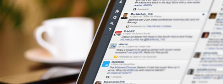 Social Media Marketing On Hootsuite