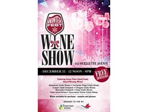 Wine Show Poster by Angel Star