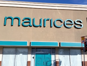 Maurices Letter Sign By Angel Star