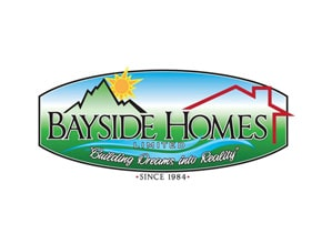 Bayside Homes Logo by Angel Star