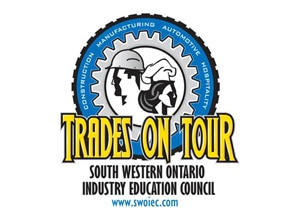 Trades on Tour Logo by Angel Star