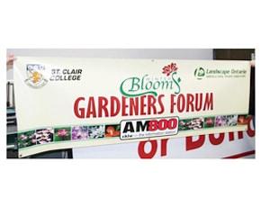 Gardeners Forum Sign by Angel Star Digital