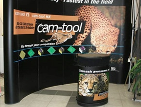 Cam Tool Display By Angel Star