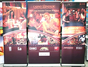Casino Windsor Banners By Angel Star
