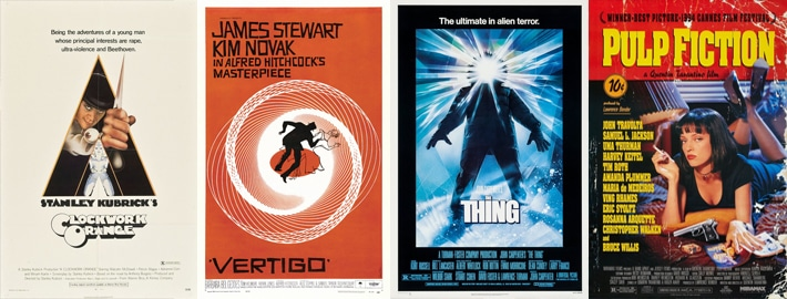 5 Inspiring Movie Poster Designs for your Next Project