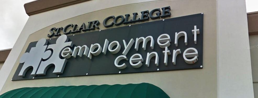 St.Clair College Employment Center