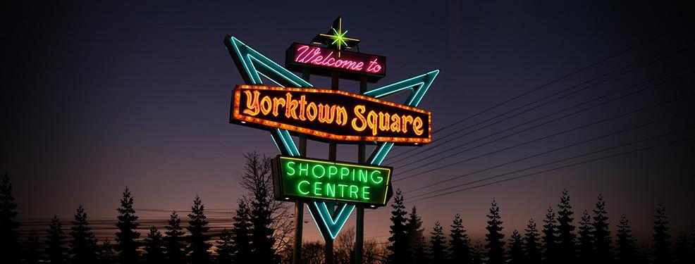 York Town Shopping Center